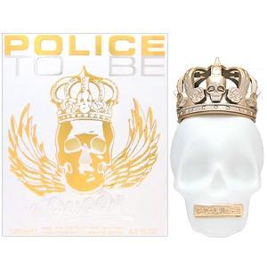 【ポリス】 トゥービー ザ クイーン EDP SP 125ml 【香水フレグランス】|parfumearth