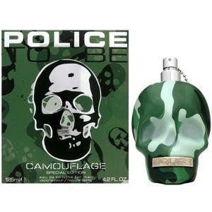【ポリス】 トゥービー カモフラージュ EDT SP 125ml 【香水フレグランス】【父の日 ギフト】|parfumearth