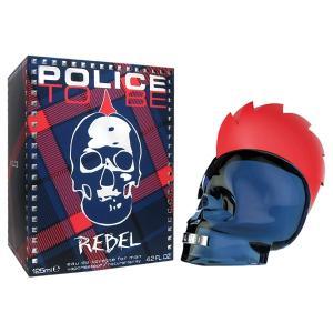 ポリス POLICE ポリス トゥービー レーベル EDT SP 125ml Police To Be Rebel 【香水フレグランス】【父の日 ギフト】|parfumearth