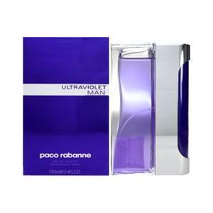 パコ・ラバンヌ ウルトラバイオレット マン EDT SP 100ml 【香水フレグランス】|parfumearth