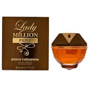 パコ ラバンヌ PACO RABANNE レディミリオン プリヴェ EDP SP 80ml Lady Million Prive 送料無料 【香水フレグランス】|parfumearth