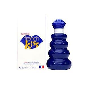 パフューマ−ズ ワークショップ サンバ フレンチキッス マン EDT SP 50ml 【香水フレグランス】|parfumearth