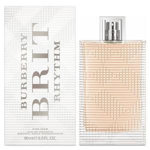 バーバリー ブリット リズム フォーハー EDT SP 90ml 【香水フレグランス 母の日 ギフト】|parfumearth