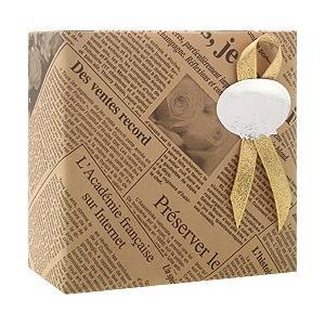 ラッピング(包装紙) 英字 ※ラッピングする対象商品を備考欄にてご指定ください。 【香水フレグランス】|parfumearth