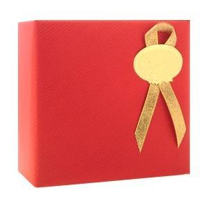 ラッピング(包装紙) 赤 ※ラッピングする対象商品を備考欄にてご指定ください。 【香水フレグランス】|parfumearth