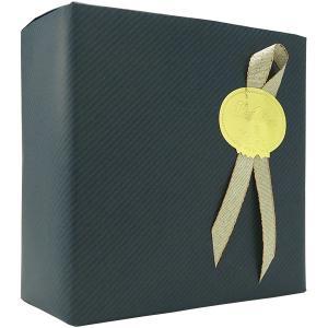 ラッピング(包装紙) ネイビー ※ラッピングする対象商品を備考欄にてご指定ください。 【香水フレグランス】|parfumearth