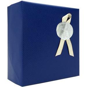 ラッピング(包装紙) ブルー※ラッピングする対象商品を備考欄にてご指定ください。 【香水フレグランス】|parfumearth