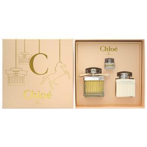 クロエ CHLOE クロエ オードパルファム コフレセット N6 (EDP75ml+ミニチュア5ml+BL100ml)【訳あり・難あり・未使用品】【送料無料】 (6727) parfumearth