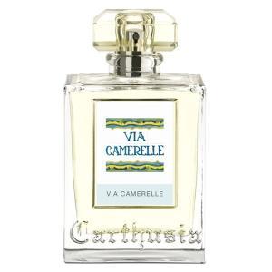 【テスター・未使用品】カルトゥージア Carthusia ヴィア カメレーレ EDP SP 100ml Via camerelle 【香水フレグランス】|parfumearth