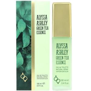 アリサアシュレイ ALYSSA ASHLEY グリーンティー エッセンス EDT SP 100ml GREEN TEA ESSENCE Eau De Toilette 【香水フレグランス 母の日 ギフト】|parfumearth