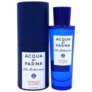 アクアディパルマ ACQUA DI PARMA ブルー メディテラネオ アランシア ディ カプリ EDT SP 30ml 【送料無料】【香水フレグランス】【父の日 ギフト】|parfumearth