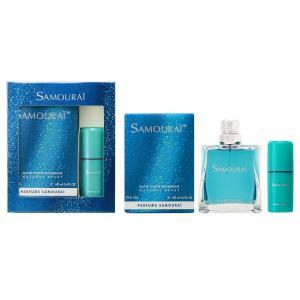 サムライ SAMOURAI サムライ コフレセット 19S (EDT SP100ml +デオドラントスティック14g) 【香水フレグランス】【父の日 ギフト】|parfumearth