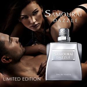 送料無料 サムライダズル 女性を惑わせる香り SAMOURAI DAZZLE EDT SP 100ml【香水 メンズ】