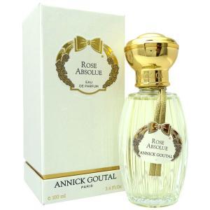 アニックグタール ANNICK GOUTAL ローズ アブソリュ EDP SP 100ml 【オードパルファム】ROSE ABSOLUE 【香水フレグランス 母の日 ギフト】|parfumearth