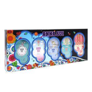 アナスイ ANNASUI ミニ香水セット トラディショナル  (2021年)【香水 レディース】 parfumearth