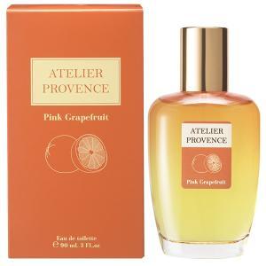 アトリエ プロヴァンス ATELIER PROVENCE ピンクグレープフルーツ EDT SP 90ml Pink Grapefruit 送料無料 【香水フレグランス】|parfumearth