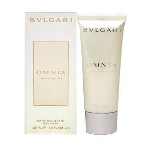 ブルガリ BVLGARI オムニア クリスタリン ボディミルク 100ml 【香水フレグランス】|parfumearth