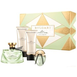 ブルガリ BVLGARI モン ジャスミン ノワール オー エキスキーズ コフレセット 【香水フレグランス】|parfumearth