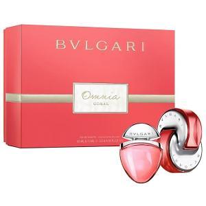 ブルガリ BVLGARI オムニアコーラル 2Pコフレセット Bvlgari Omnia Coral2Pcs Set 【香水フレグランス】|parfumearth