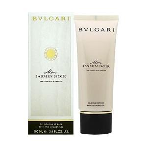 ブルガリ BVLGARI モン ジャスミンノワール バス&シャワージェル 100ml 【香水フレグランス】|parfumearth