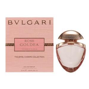 ブルガリ Bvlgari ローズゴルデア オードパルファム ジュエルチャーム EDP SP 25ml Bvlgari RoseGoldea 【香水フレグランス】|parfumearth