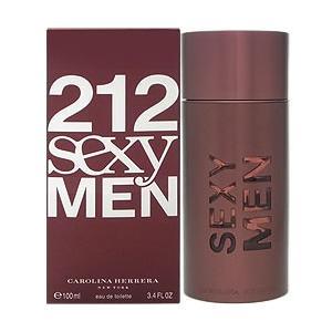 キャロライナ ヘレラ 212 セクシー メン EDT SP 100ml 【香水フレグランス】【父の日 ギフト】|parfumearth