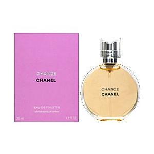 シャネル CHANEL チャンス EDT SP 35ml 【香水 フレグランス】【バレンタイン ギフト】