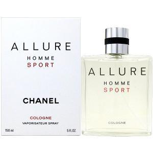 シャネル CHANEL アリュール オム スポーツ コローニュ EDT SP 150ml ALLURE HOMME SPORT COLOGNE 【香水フレグランス】|parfumearth