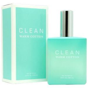 クリーン CLEAN ウォームコットン EDP SP 100ml Warm Cotton 【香水フレグランス】|parfumearth