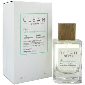 クリーン CLEAN リザーブ ウォームコットン EDP SP 100ml RESERVE WARM COTTON 【香水フレグランス】【父の日 ギフト】|parfumearth