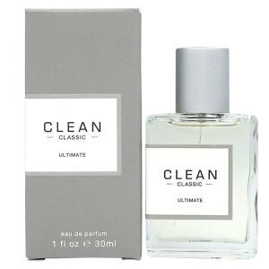 クリーン CLEAN クラシック アルティメイト EDP SP 30ml【NEWパッケージ】ULTIMATE 【送料無料】【香水 メンズ レディース】|parfumearth