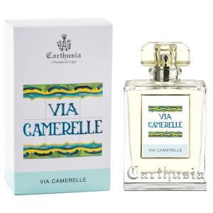 カルトゥージア Carthusia ヴィア カメレーレ EDP SP 50ml 【オードパルファム】Via Camerelle  送料無料 【香水フレグランス】|parfumearth