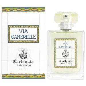 カルトゥージア Carthusia ヴィア カメレーレEDT SP 100ml 【オードトワレ】 【香水フレグランス】|parfumearth