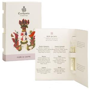 カルトゥージア Carthusia フィオーリ ディ カプリ EDP BT 2ml 【ミニ香水・ミニボトル】Fiori di capri 【香水フレグランス】|parfumearth