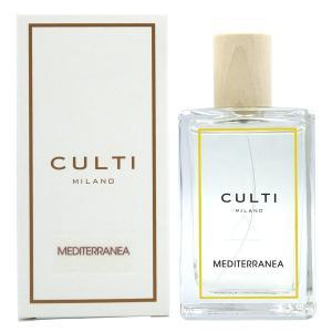 CULTI クルティ ルームスプレー メディテラネオ 100ml CULTI ROOM SPRAY MEDITERRANEA 【香水フレグランス】|parfumearth
