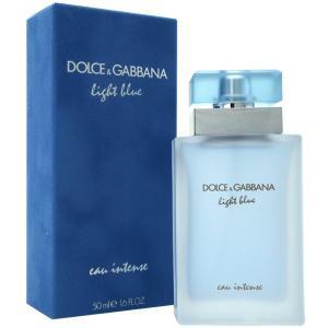 ドルチェ&ガッバーナ DOLCE&GABBANA ライトブルー オーインテンス EDP SP 50ml Light Blue Eau Intense 送料無料 【香水フレグランス 母の日 ギフト】|parfumearth