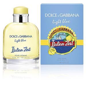 ドルチェ&ガッバーナ DOLCE&GABBANA ライトブルー イタリアン ゼスト プールオム EDT SP 75ml Light Blue Itelian Zest Pour Homme【香水フレグランス】|parfumearth