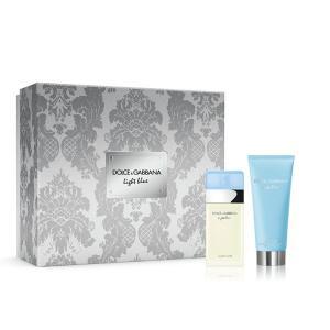 ドルチェ&ガッバーナ DOLCE&GABBANA ライトブルー コフレ セット(EDT25ml +ボディクリーム50ml ) Light Blue DUO SET 【香水フレグランス】|parfumearth