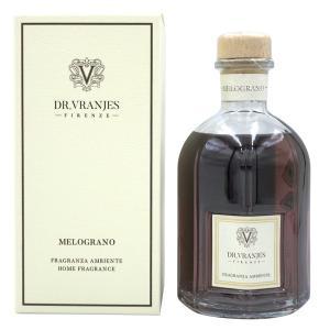 Dr. Vranjes リードディフューザー(スタンダードシリーズ) ザクロ(MELOGRANO) 250ml 【香水フレグランス】|parfumearth