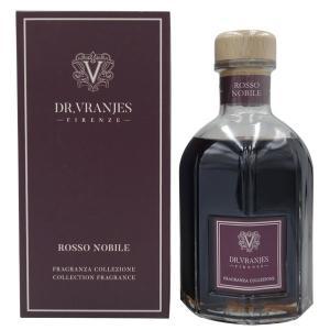 ドットール・ヴラニエス Dr. Vranjes リードディフューザー ロッソ ノービレ Rosso Nobile 250ml (2748) 送料無料 【香水フレグランス】【父の日 ギフト】|parfumearth