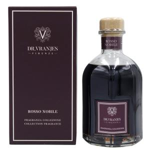 Dr. Vranjes ドットール ヴラニエス リードディフューザー ロッソ ノービレ(Rosso Nobile) 500ml 【パッケージデザイン混在】(2755) 送料無料 parfumearth