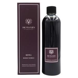 Dr. Vranjes ドットール・ヴラニエス リフィル (詰替え用) ロッソ ノービレ(Rosso Nobile) 500ml(3462)【パッケージデザイン混在】 送料無料 parfumearth