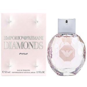 ジョルジオ アルマーニエンポリオ アルマーニ ダイアモンズ ローズ EDT SP 50ml 【香水フレグランス 母の日 ギフト】|parfumearth