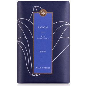 ジュレ フレール GELLE FRERES リス オダシュ ソープ 150g Gelle Freres Lys audacieux Soap 【香水フレグランス】|parfumearth