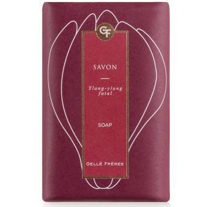 ジュレ フレール GELLE FRERES イランイラン ファタル ソープ 150g Gelle Freres Ylang-ylang fatal Soap 【香水フレグランス】|parfumearth