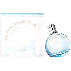エルメス HERMES オーデメルヴェイユ ブルー EDT SP 30ml HERMES EAU DES MERVEILLES BLEUE 【香水フレグランス 母の日 ギフト】 parfumearth