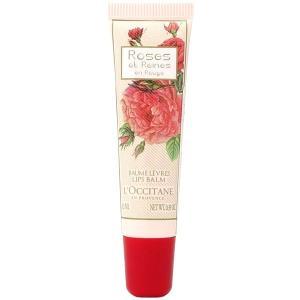 ロクシタン L'OCCITANE  ラブレターローズ リップバーム 12ml Roses et Reines en Rouge Lip Balm リップケア 【香水フレグランス】|parfumearth