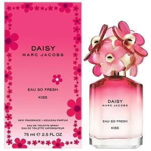 マークジェイコブス Marc Jacobs デイジー オー ソー フレッシュ キッス EDT SP 75ml Daisy Eau So Fresh Kiss 送料無料 【香水フレグランス】|parfumearth