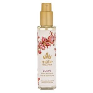 マリエオーガニクス Malie Organics リネン・ルームスプレー プルメリア 148ml (2729) 【香水フレグランス】 parfumearth