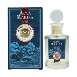 モノテーム MONOTHEME アクア マリーナ EDT SP 100ml 【香水 メンズ】|parfumearth